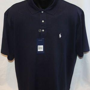 New Ralph Lauren Polo Golf Pima Cotton Blend Polo